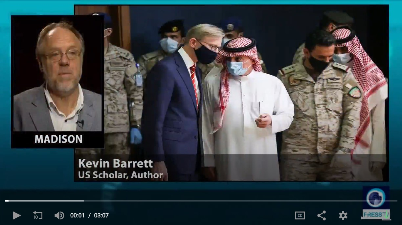 AS, Saudi dan Israel Pimpin Perlombaan Senjata di Kawasan, Bukan IranAS, Saudi dan Israel Pimpin Perlombaan Senjata di Kawasan, Bukan Iran