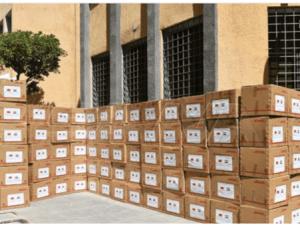 Suriah Terima Bantuan Medis Kedua dari Cina untuk Atasi Corona