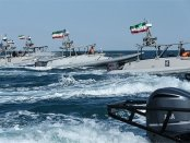 Garda Revolusi Iran Segera Dirikan Pangkalan Permanen di Samudera Hindia