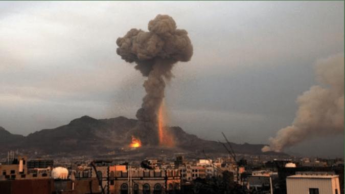 Kemunafikan PBB Sikapi Krisis Yaman