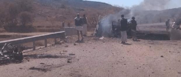 24 Jam Koalisi Saudi Lancarkan 43 Serangan ke 4 Provinsi di Yaman