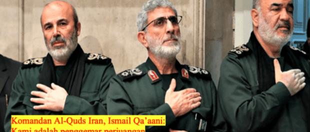 Pakar Militer: Kunjungan Pengganti Soleimani Tanda Eskalasi Perlawanan di Kawasan Meningkat