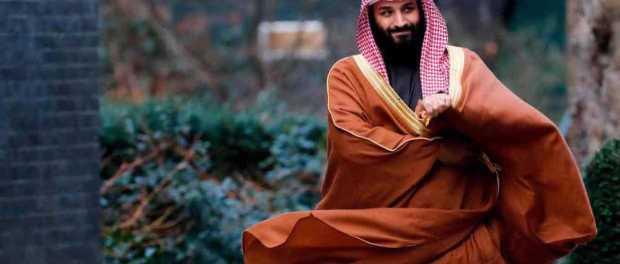 Putra Mahkota Saudi Dibalik Hilangnya Anak-anak dari Mantan Pejabat Kerajaan