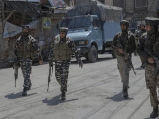 Pasukan India Tewaskan 5 Pejuang Kemerdekaan Kashmir