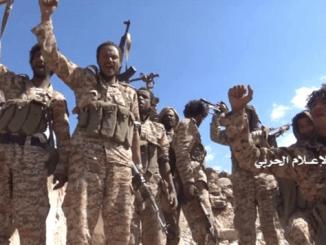 Houthi Cetak Kemenangan Baru di Yaman Utara