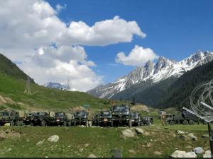 Pertempuran Sengit Tentara India dan China di Perbatasan