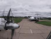 GEMPAR! Pesawat Bomber Tu-95 Rusia Terbang Dekat Perbatasan AS