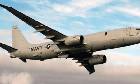 HEBOH! Pesawat Mata-mata AS Kembali Dekati Pangkalan Rusia di Suriah