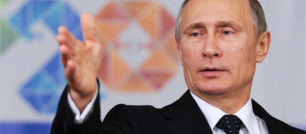 Putin Tuduh Barat 'Menghina' Rusia atas Warisan Perang Dunia II