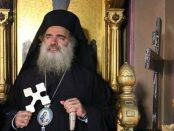 "Uskup Agung Yerusalem: ""Caesar Act"" Kejahatan Mengerikan AS yang Harus Dilawan"