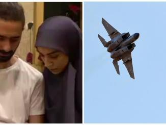 Cerita Horor Penumpang Pesawat Iran Saat Diganggu Jet Tempur AS