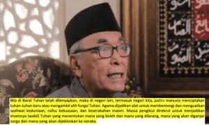 Abdillah Toha: Overdosis Keberagamaan
