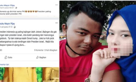 Kurang Ajar! Akun Facebook Teuku Mayor Pijay Sebut Jokowi Bajingan dan Presiden PKI