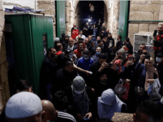 Ancaman Hamas ke Israel: Penodaan Kesucian Masjidil Aqsha akan Picu Perlawanan Bersenjata