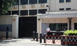 Balas AS, China Resmi Tutup Konsulat Amerika di Chengdu
