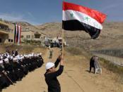 Ja'afari: Suriah Akan Bebaskan Dataran Tinggi Golan dari Pendudukan Israel