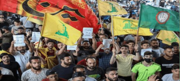 Video: Demo Ratusan Warga Lebanon Kecam Dubes AS