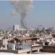 Dua Ledakan Guncang Damaskus, Salah Satunya Masjid yang Biasa Dipakai Shalat Assad