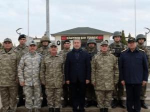 Basis Militer Ankara Diserang Saat Menhan Turki Kunjungi Libya