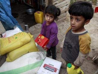 PBB Ingatkan 10 Juta Orang Kekurangan Pangan Akut di Yaman