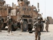 Breaking News, Konvoi Logistik Militer AS di Irak Diserang