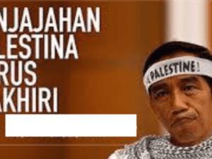 Jokowi Bahas Isu Israel Caplok Tanah Palestina dengan Mahmoud Abbas