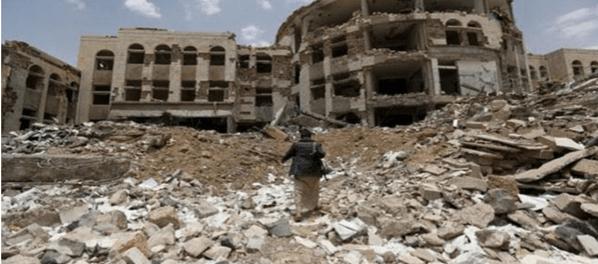 Peran Amerika dalam Kelola Perang di Yaman