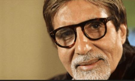 Artis Superstar Bollywood Amitabh Bachchan Positif Corona