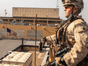 Parleme Irak: Kedubes AS Bukan Kantor Diplomatik Tapi Kamp Militer