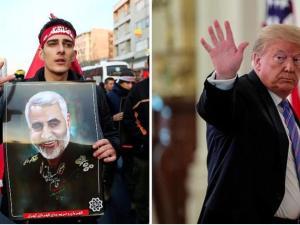 Iran Tidak Akan Maafkan Pembunuh Jenderal Soleimani