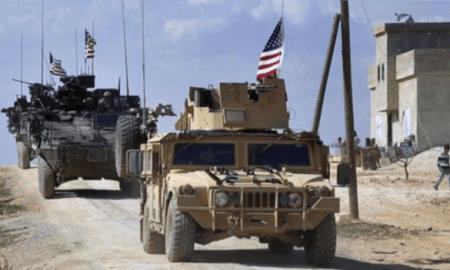 AS Blokir Tentara Rusia dari Segitiga Perbatasan Turki, Suriah, Irak
