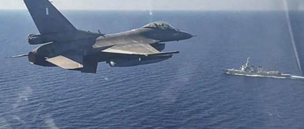 Turki Luncurkan Latihan Perang Baru di Mediterania Timur