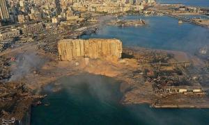 Pasca Ledakan, Lebanon Tetapkan Pejabat Pelabuhan Sebagai Tahanan Rumah