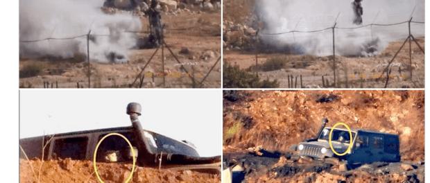 Konyol! Berusaha Kecoh Hizbullah, Israel Pasang Boneka di Perbatasan