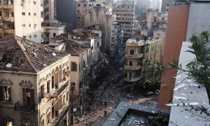 Iran Kecam Provokasi Eksternal dan Intervensi Asing atas Ledakan Beirut