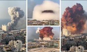 PM Lebanon Bersumpah Kejar Dalang Ledakan Beirut