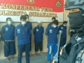 2 Pelaku Lagi Ditangkap Polisi, Otak Kasus Penyerangan Midodareni Solo Diduga Admin WAG