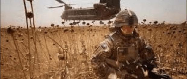 Pesawat Militer AS dan NATO Selundupkan Narkoba dari Afghanistan