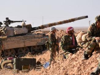 Suku Suriah Usir Militan Dukungan SDF dan AS dari Tenggara Deir Ezzor
