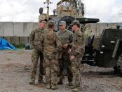 Houthi: Kehadiran Militer AS di Irak Pelanggaran Berat Hukum Internasional