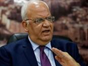 Sekjen PLO: Kesepakatan UEA-Israel Pembunuh Solusi Dua Negara