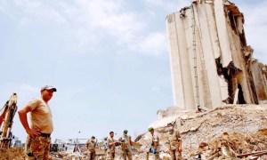 Kepala MSF: Ledakan Beirut Menyerupai Perang Saudara di Lebanon