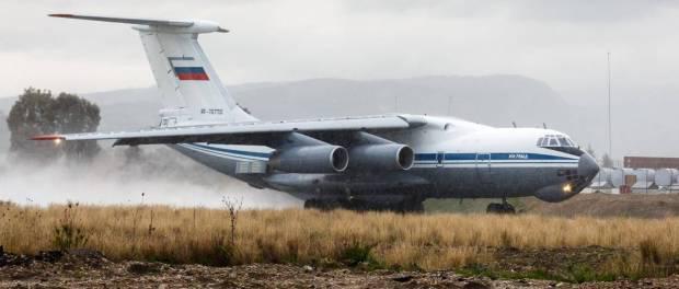 Rusia Terbangkan 7 Pesawat Kargo ke Suriah, Mungkin Pengiriman Senjata Besar-besaran