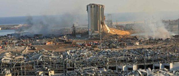 Warga Suriah yang Tewas dalam Ledakan Beirut Capai 43 Orang