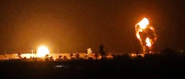 Belum 24 Jam Tandatangani Normalisasi, Israel Kembali Bombardir Jalur Gaza