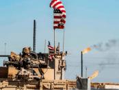 Hadapi Rusia di Suriah, AS Kirim Pasukan dan Kendaraan Tempur