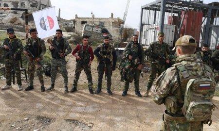 Brigade Al-Quds Kirim Bantuan untuk Habisi Teroris ISIS di Suriah Timur