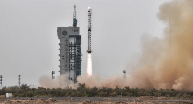 Video: China Sukses Luncurkan Satelit Observasi Laut