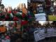 Warga Palestina Demo Kutuk Penandatangan Normalisasi UEA, Bahrain dengan Israel