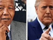 Yayasan Mandela Kecam Hinaan Rasis Trump atas Para Pemimpin Kulit Hitam